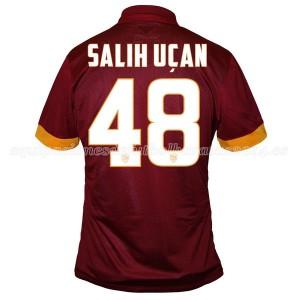 Camiseta de AS Roma 2014/2015 Primera Salihucan Equipacion