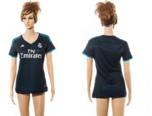 Camiseta Real Madrid 2015/2016 Mujer