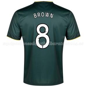 Camiseta nueva Celtic Brown Equipacion Segunda 2014/2015