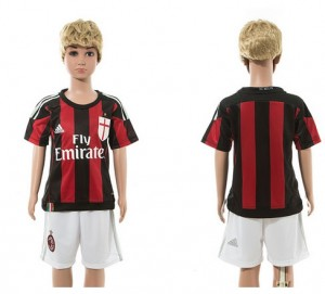Niños Camiseta del AC Milan 2015/2016