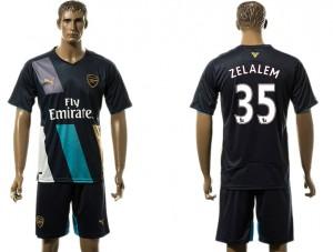 Camiseta Arsenal 35# Away