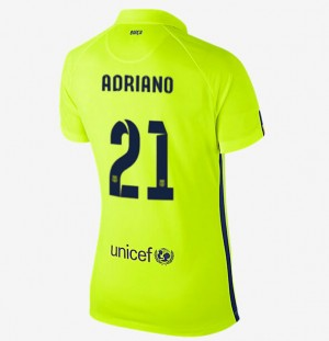 Camiseta nueva Barcelona Cuenca Segunda 2014/2015