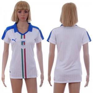 Camiseta nueva del Italia 2016/2017