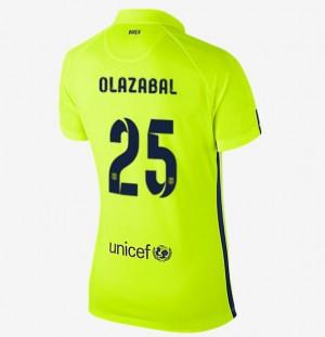 Camiseta Barcelona Dani Alves Segunda 2013/2014