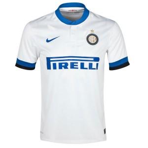 Camiseta nueva del Inter Milan 2013/2014 Tailandia Segunda
