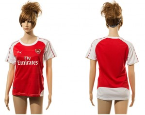 Camiseta Arsenal Home aaa version Mujer