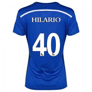 Camiseta del Cahill Chelsea Segunda Equipacion 2014/2015
