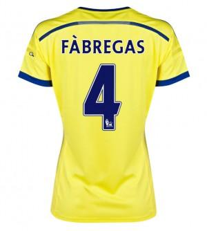 Camiseta Chelsea David Luiz Primera Equipacion 2013/2014