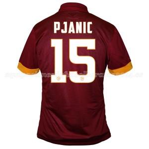 Camiseta de AS Roma 2014/2015 Primera Pjanic Equipacion
