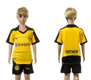Camiseta Borussia Dortmund 2015/2016 Niños
