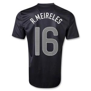 Camiseta nueva del Portugal de la Seleccion 2013/2014 R Meireles Segunda