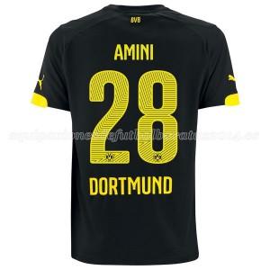 Camiseta del Amini Borussia Dortmund Segunda 14/15