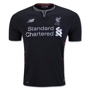 Camiseta nueva Liverpool Away 16/17