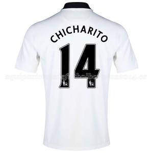 Camiseta Manchester United Chicharito Segunda 2014/2015