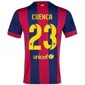 Camiseta nueva Barcelona Cuenca Equipacion Primera 2014/2015