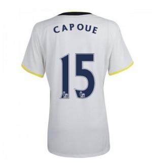 Camiseta del H.Suazo Chile de la Seleccion Segunda WC2014