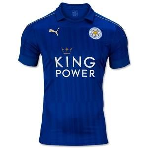 Camiseta Leicester City Primera Equipacion 2016/2017