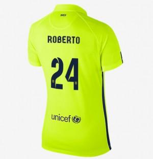 Camiseta del Dani Alves Barcelona Primera 2014/2015