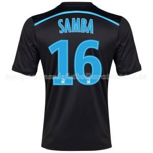 Camiseta nueva del Marseille 2014/2015 Samba Tercera