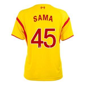 Camiseta del Moses Chelsea Tercera Equipacion 2013/2014