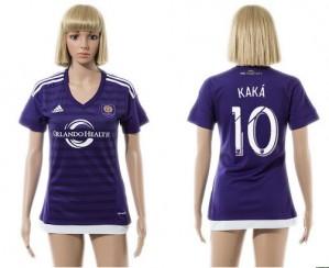 Camiseta de Orlando City SC 2015/2016 10 Mujer