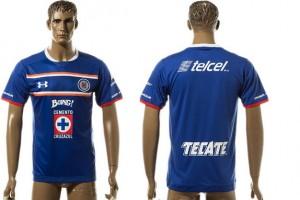 Camiseta nueva Cruz Azul 2015/2016