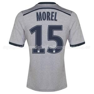 Camiseta Marseille Morel Segunda 2014/2015