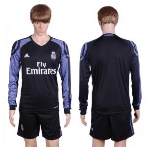 Camiseta del LS Real Madrid Tercera Equipacion 16/17