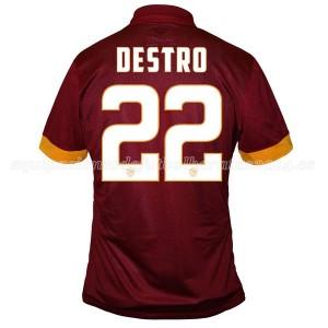 Camiseta nueva del AS Roma 2014/2015 Equipacion Destro Primera