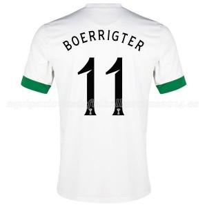 Camiseta nueva Celtic Boerrigter Equipacion Tercera 2014/2015