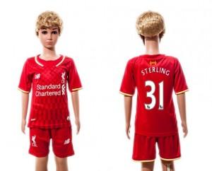 Niños Camiseta del 31 Liverpool 2015/2016