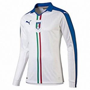 Camiseta del Italia Segunda Equipacion 2016