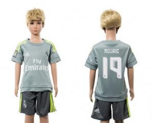 Niños Camiseta del 19 Real Madrid Away 2015/2016