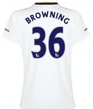 Camiseta nueva Tottenham Hotspur Lennon Segunda 2013/2014