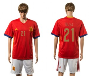 Camiseta nueva España 21# 2015-2016