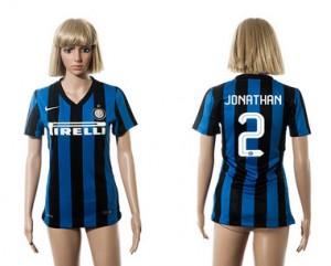 Camiseta de Inter Milan 2015/2016 2 Mujer