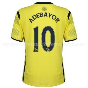Camiseta Tottenham Hotspur Adebayor Tercera 14/15