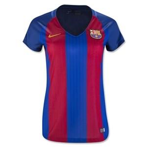 Mujer Camiseta del Barcelona Primera Equipacion 2016/2017