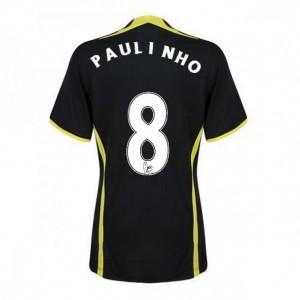 Camiseta Manchester city Silva Tercera 2013/2014