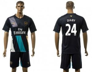 Camiseta nueva del Arsenal 24# Away