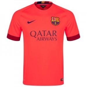 Camiseta nueva Barcelona Equipacion Segunda 2014/2015