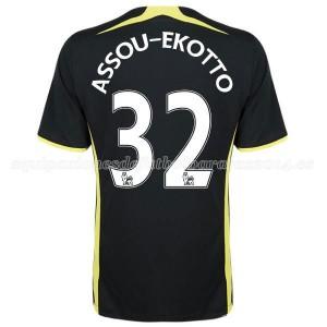 Camiseta nueva del Tottenham Hotspur 14/15 Assou Ekotto Segunda