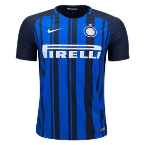 Camiseta Inter Milan Home 2017/2018
