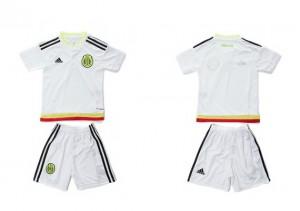 Niños Camiseta del Mexico 2015/2016