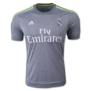 Camiseta de Real Madrid 2015/2016 Segunda Equipacion