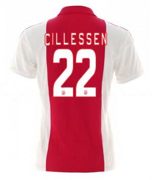 Camiseta nueva Tottenham Hotspur Adebayor Segunda 14/15