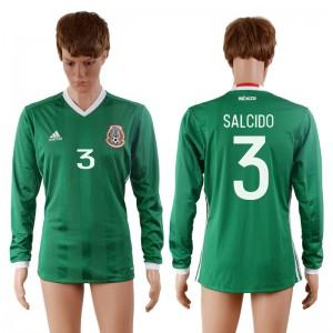 Camiseta nueva Mexico 3# 2016-2017