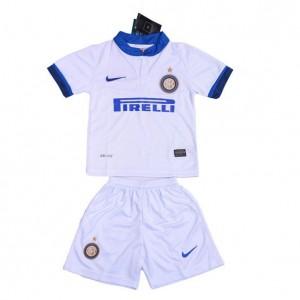 Nino Camiseta del Inter Milan Segunda Equipacion 2013/2014