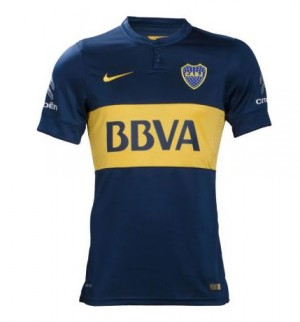 Camiseta Titular Match 10 CARLITOS Estampada 2015