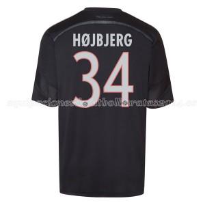 Camiseta del Hojbjerg Bayern Munich Tercera Equipacion 2014/2015